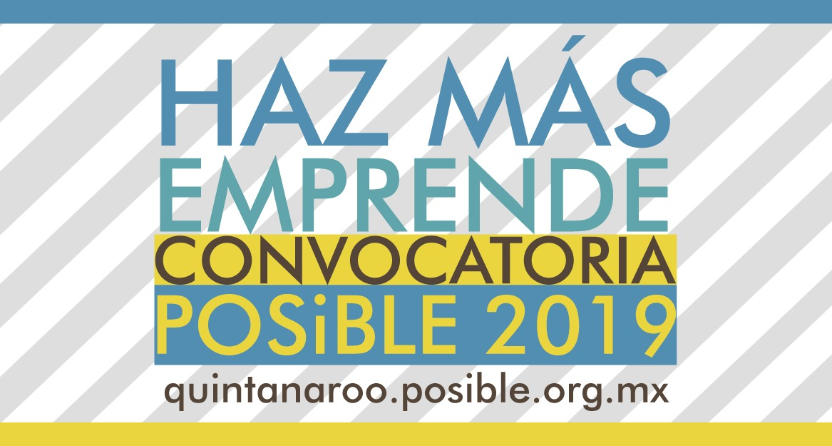 Convocatoria Posible 2019